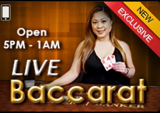 New Jersey live dealer casino